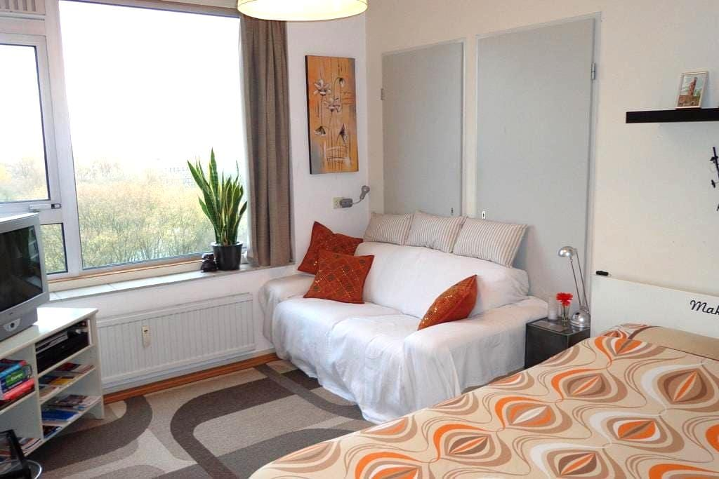 Peaceful Rooms Amsterdam with View - Amsterdam - Appartement