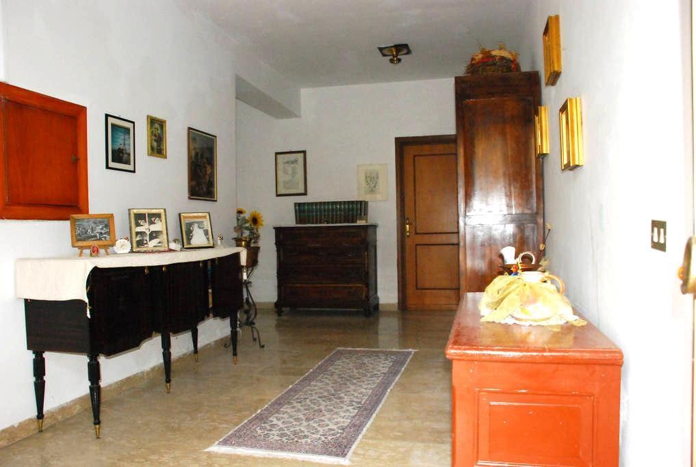 APPARTAMENTO IN VILLA - Castel di Ieri