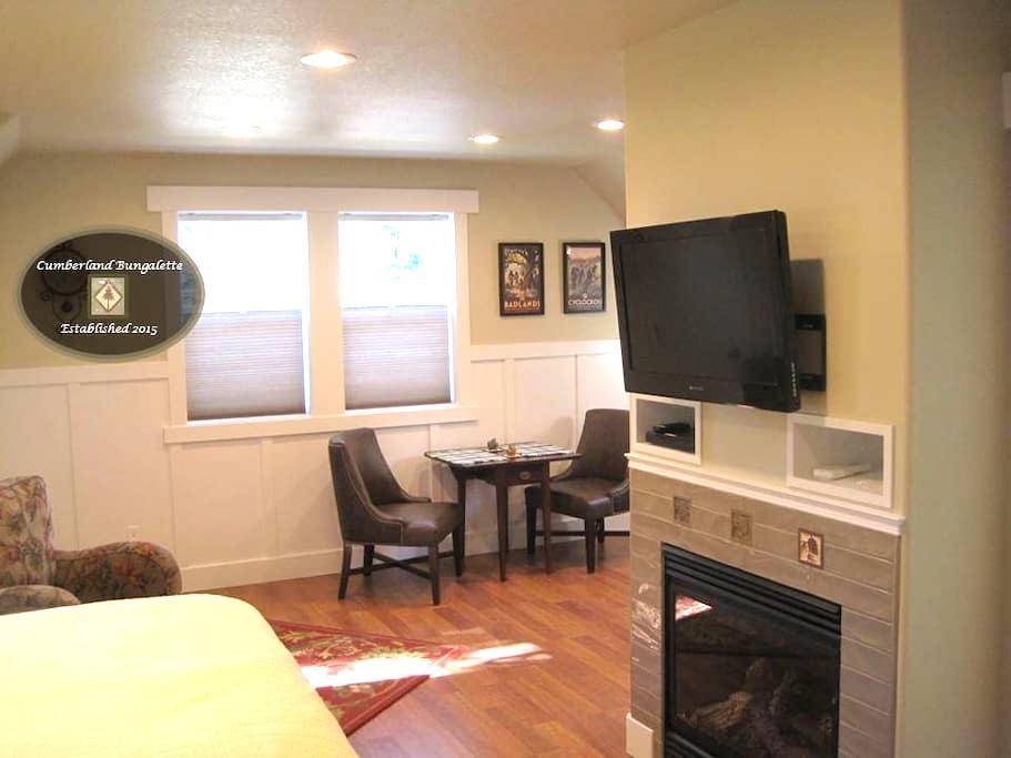 Cumberland Bungalette - Bend - Apartment