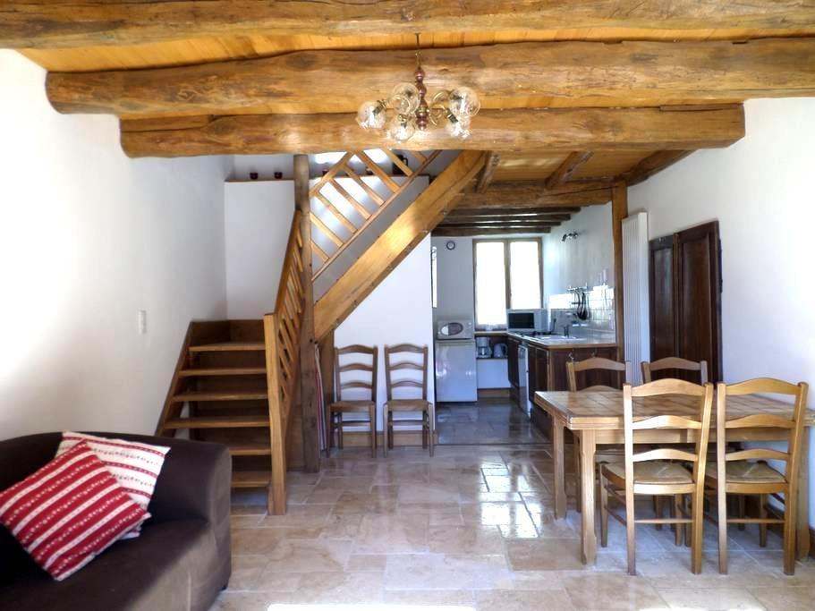 Bourgogne : maison à Blaisy-Haut - Blaisy-Haut - Hus