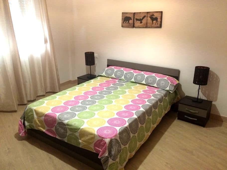 Habitación privada a 10 minutos del centro - Málaga - Lägenhet
