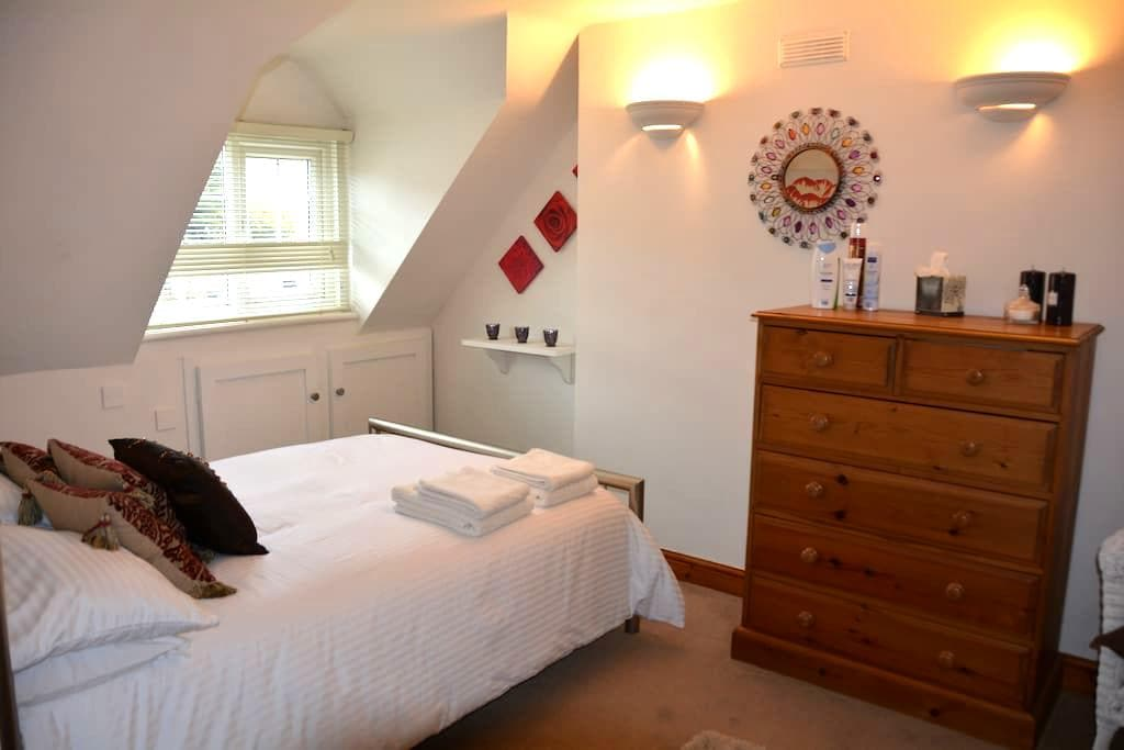 Near Stansted Airport - Double Room - Stansted Mountfitchet - Hus