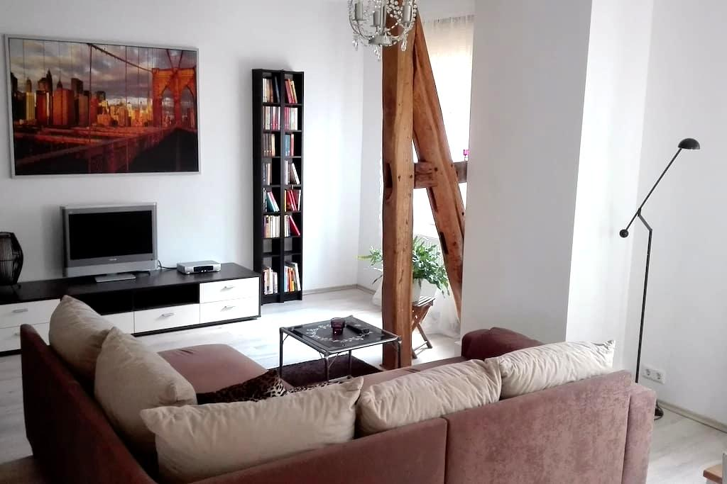 Appartement nahe ICE Bahnhof / Stadthalle Kassel - Kassel - Appartement