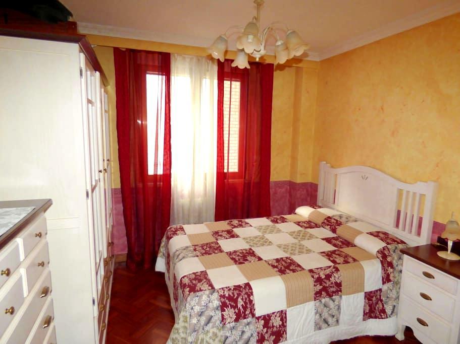 Habitación piso céntrico+ desayuno - Salamanca - Bed & Breakfast