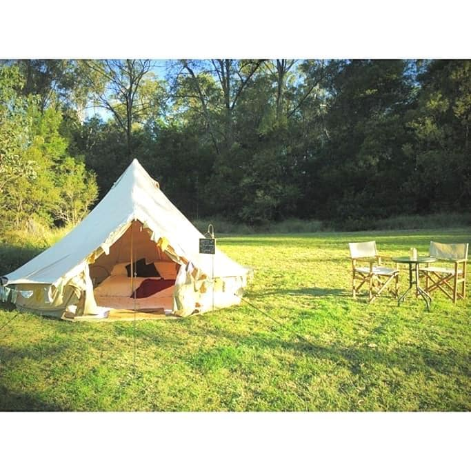 Bush Camping with the comforts of Glamping ! - Glenbrook