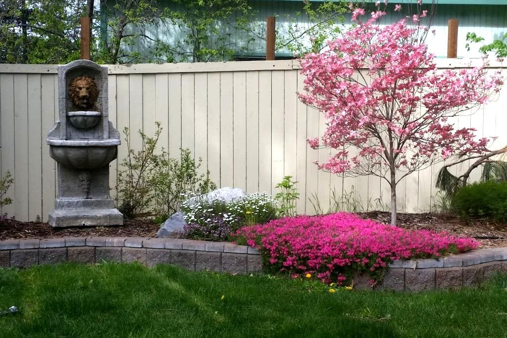 Serene Stay - Rathdrum - House
