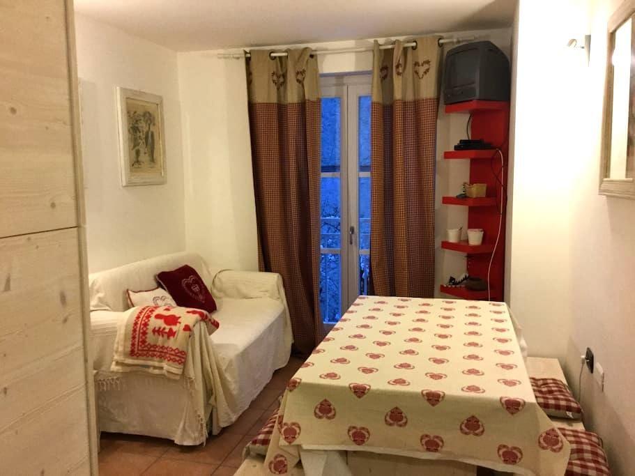 Piccolo ma grazioso - Caspoggio - Lägenhet