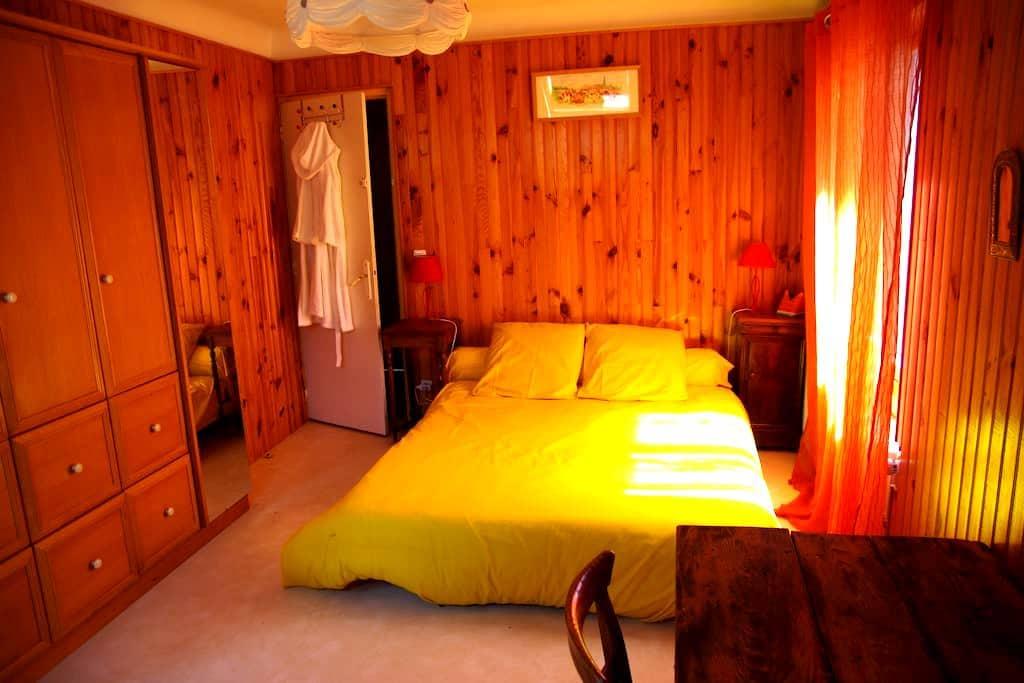 Chambre dans maison avec jardin - Saint-Mammès
