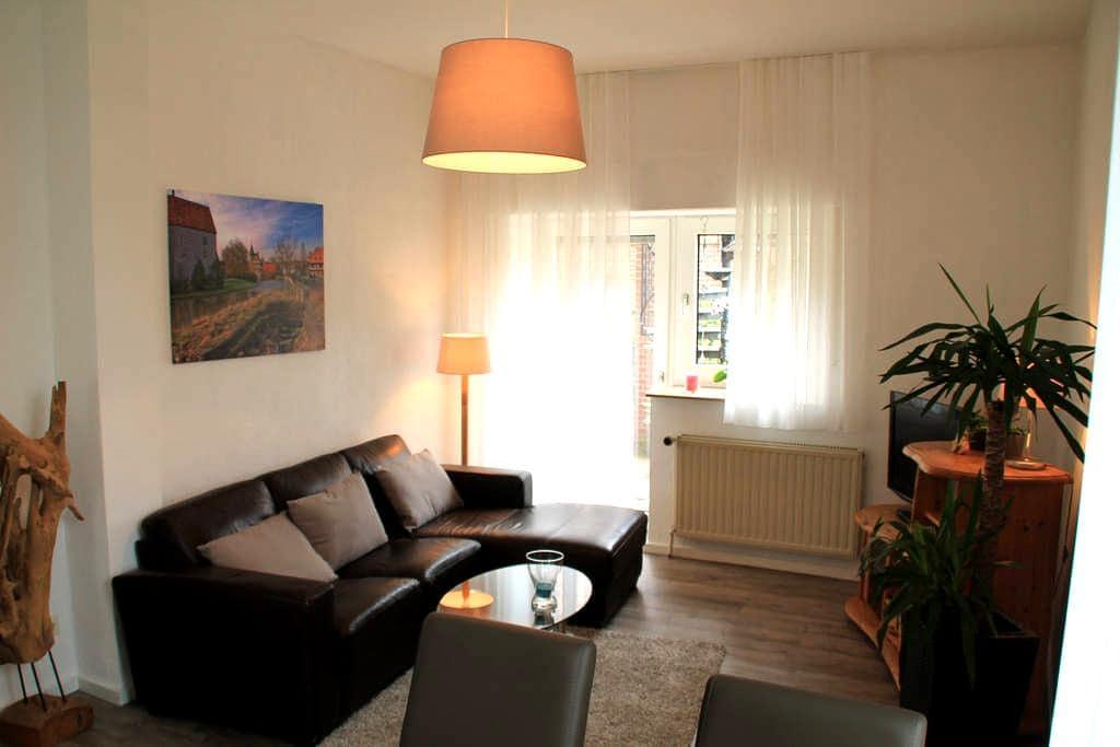 Modern & Gemütlich in Burgsteinfurt - Steinfurt - Appartement