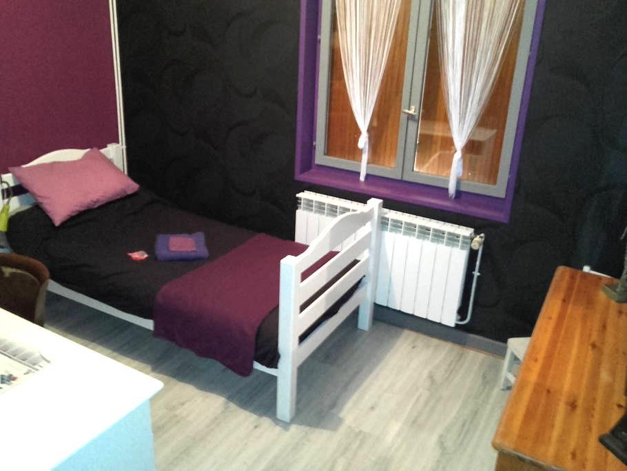 chambre rénovée de 14m2 - Saint-Étienne