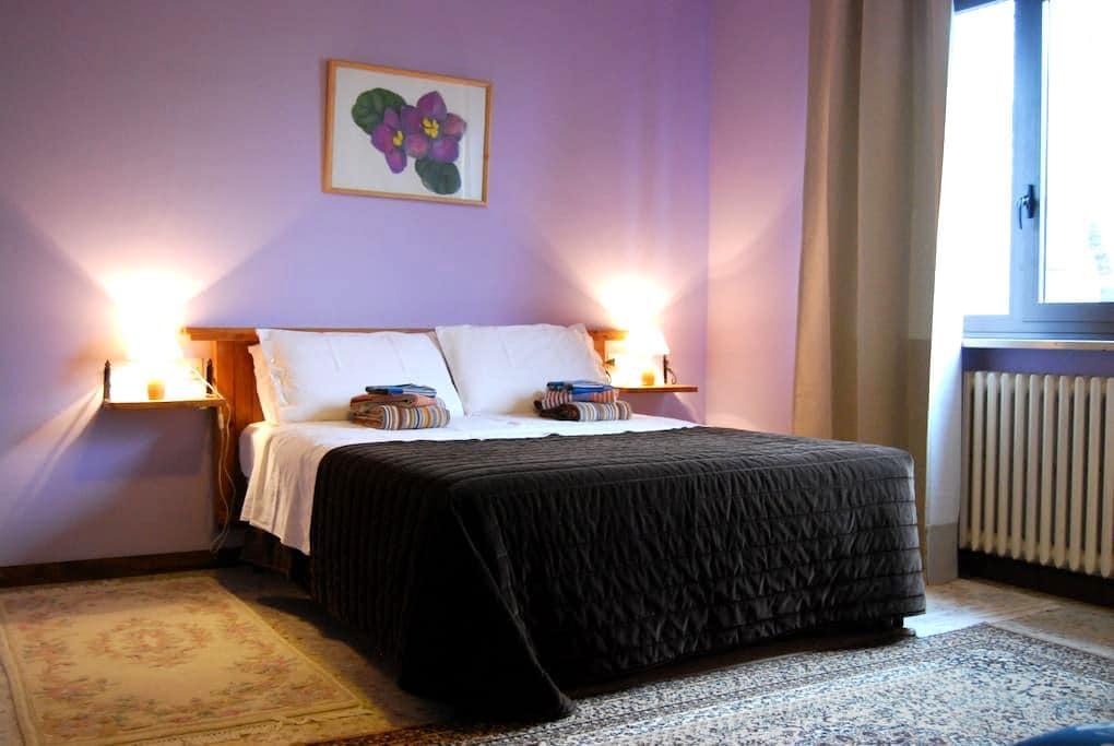 Lovely apartment with breakfast - Montrigiasco - ที่พักพร้อมอาหารเช้า