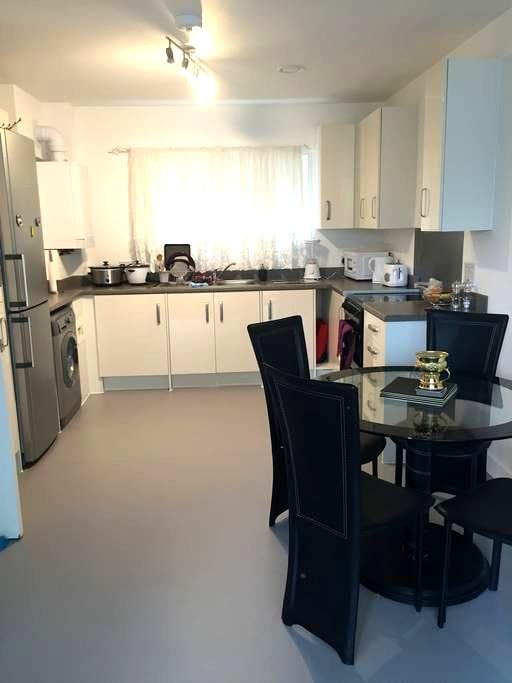 Large double room in London city - 伦敦 - 公寓