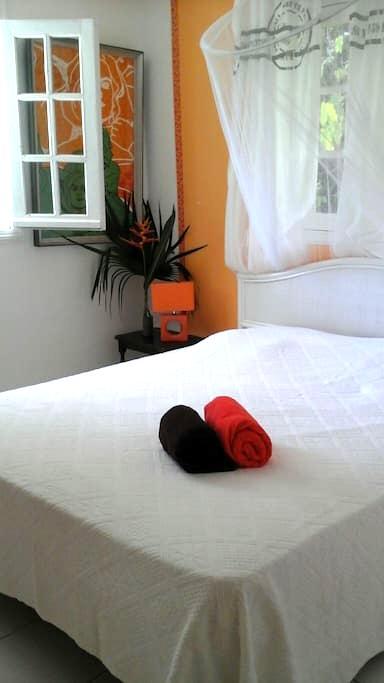 Chambre  au calme - Le Gosier - House