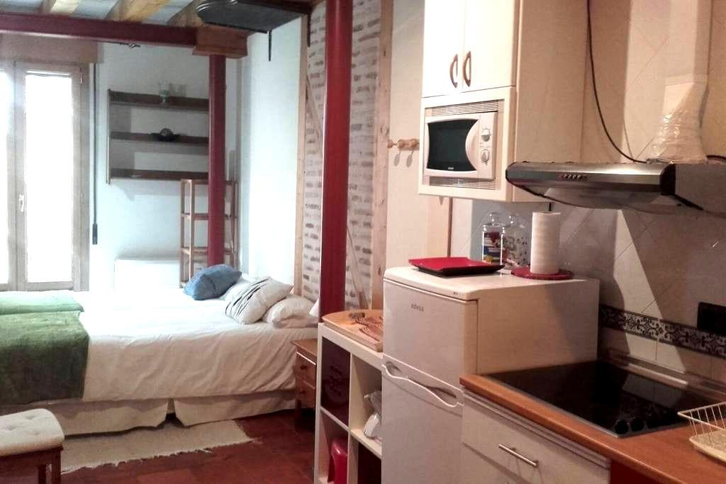 Apartamento en el corazón de Segovia - Segovia - Leilighet