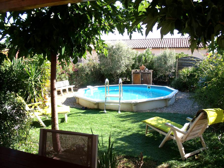 2 pièces,piscine....2P - Clermont-l'Hérault - Leilighet