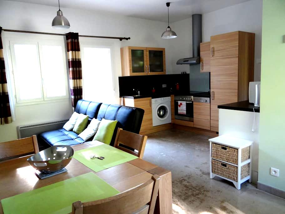 Appartement aux portes du Parc du Mercantour - Guillaumes - Wohnung