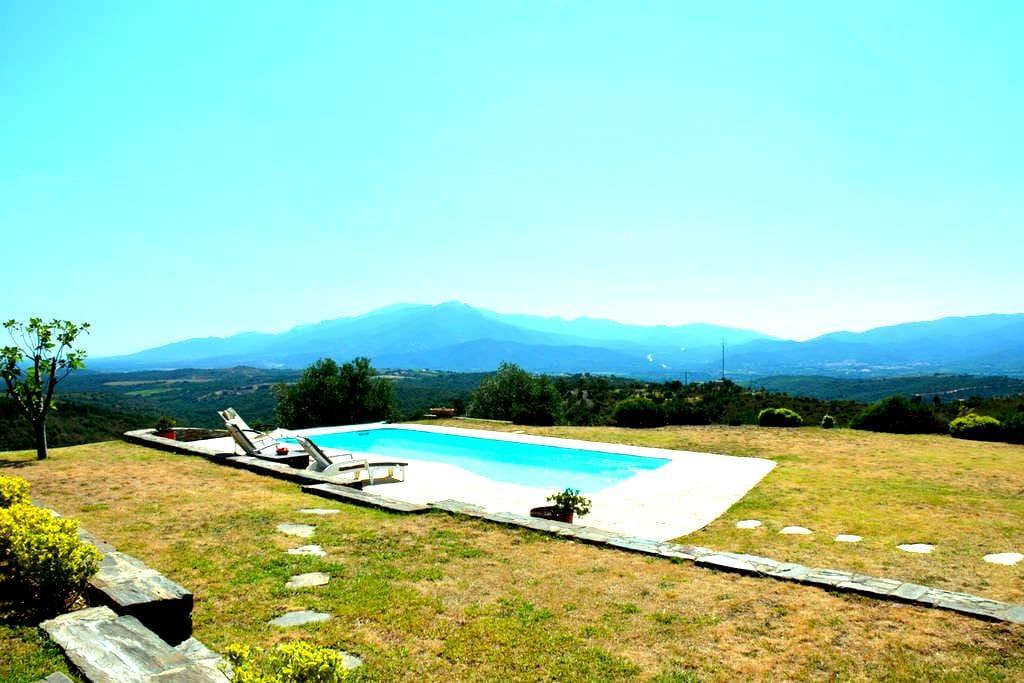 Entre mer et montagne en Roussillon - Vivès - Bed & Breakfast