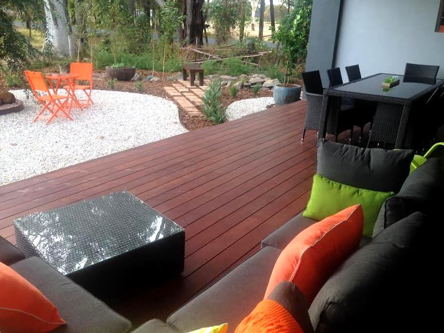 The Shed, mud brick 2x2 nr Bunbury - Boyanup - Dom