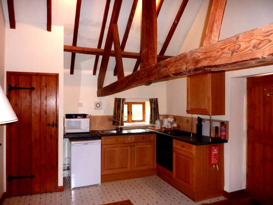 Cosy one bed cottage in Wye Valley - Ross on Wye