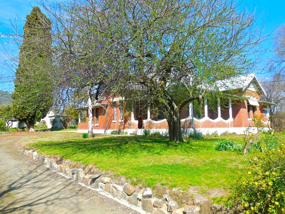 Tracton Homestead - Adelong - Dom