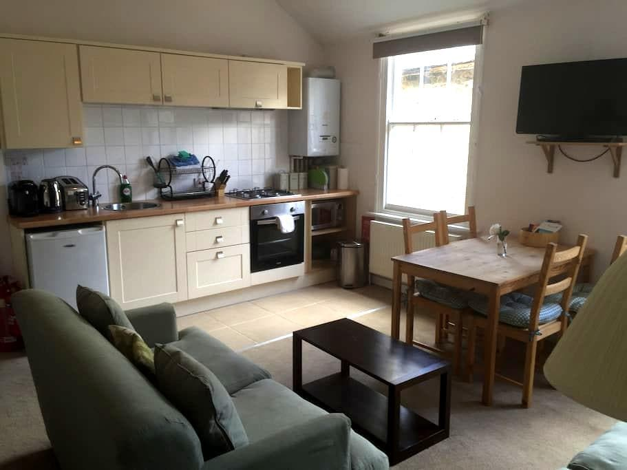 Large two bedroom en-suite flat - Cornwall - Appartement