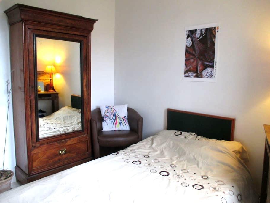 Have a Rest in a CENTRALY & QUIET Place. Enjoy ! - Le Mans - Apartmen