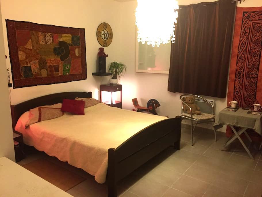 Chambre et sde privée au calme - Saint-Maximin-la-Sainte-Baume - Bed & Breakfast
