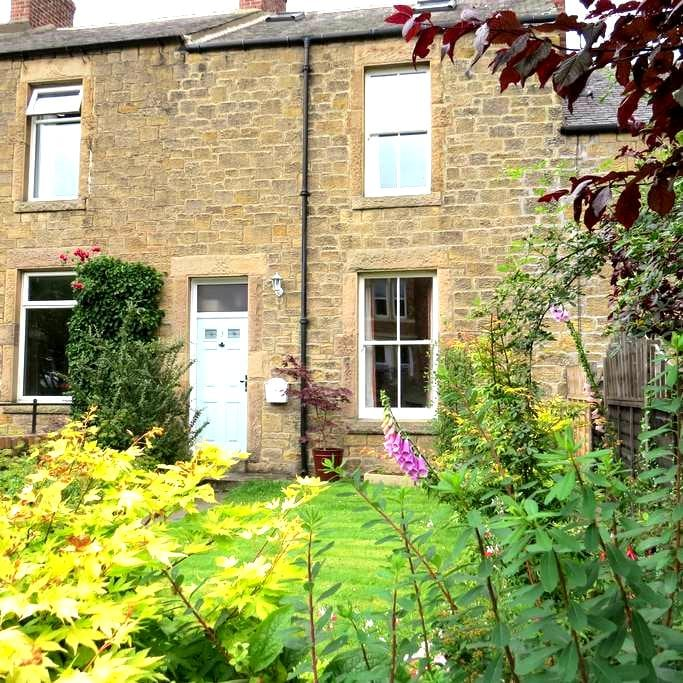 Cosy house near Hexham town centre - Hexham - Huis