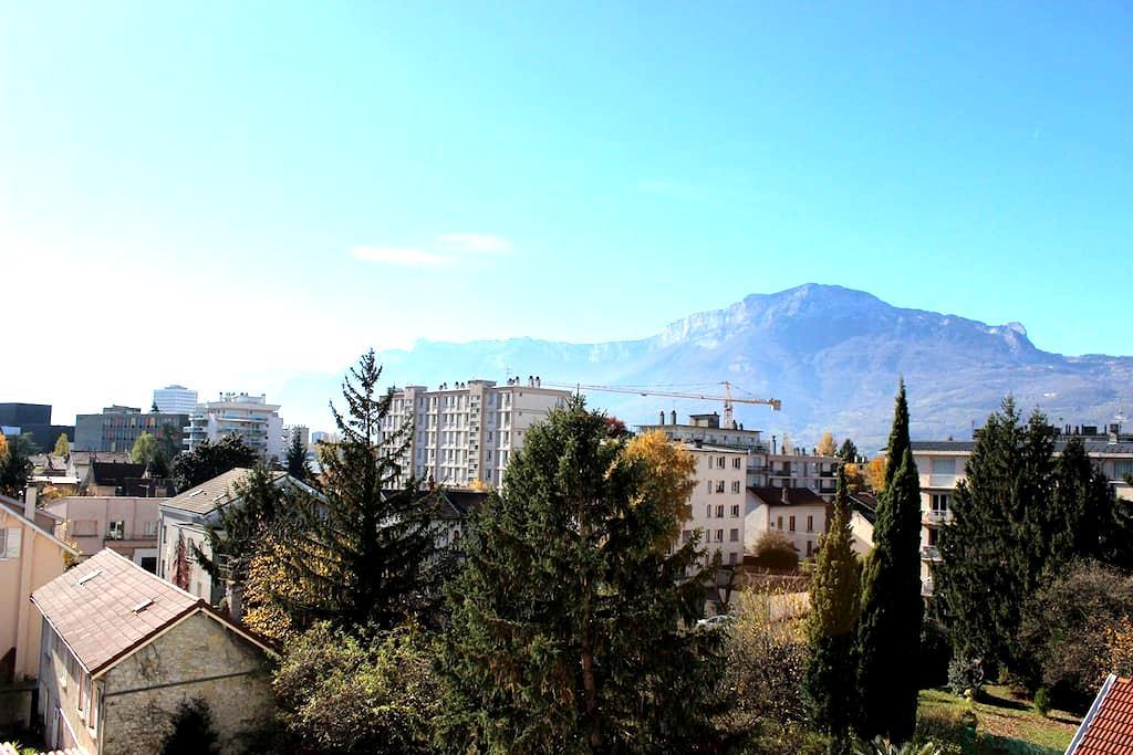30m² au centre de Grenoble - Grenoble - Apartment