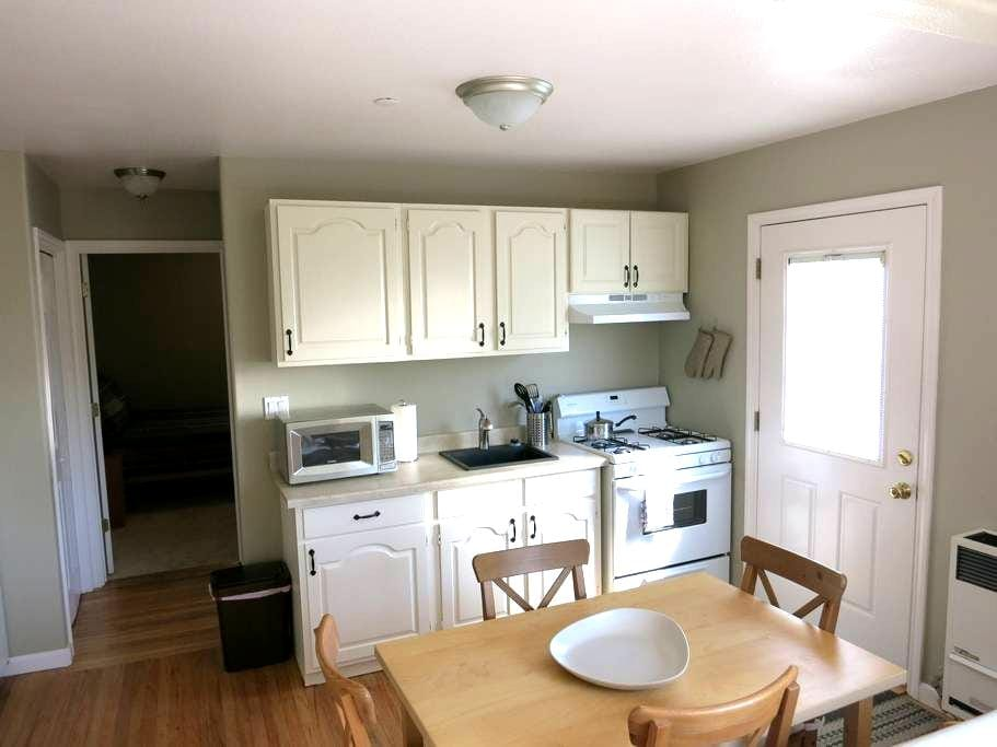 Quiet In law unit in beautiful Pacifica - Pacifica - Guesthouse