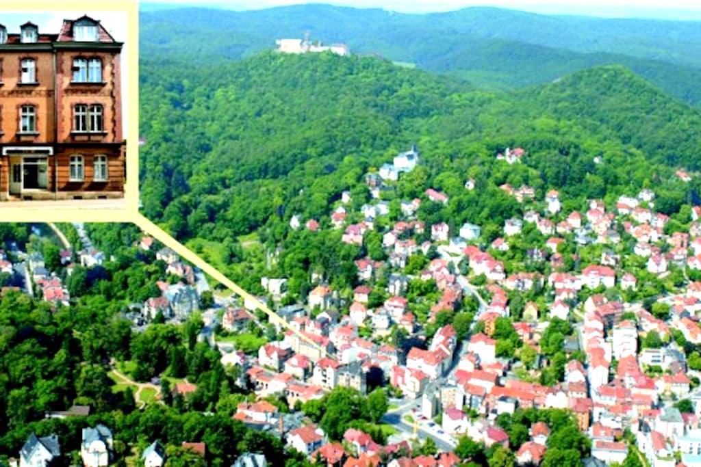 Holiday Home - Crowson - Eisenach - Apartament