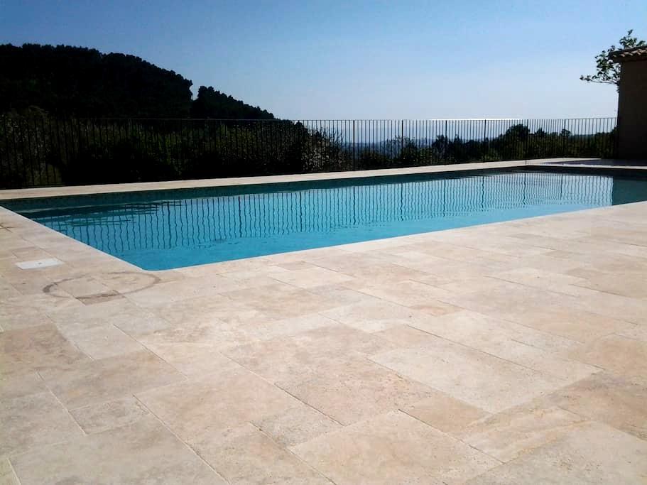 Vakantiewoning Zuid-Frankrijk - Draguignan - Cabane