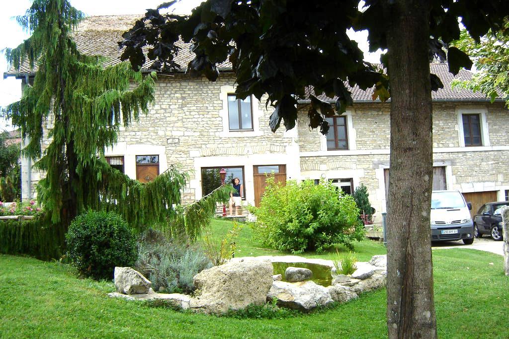 La maison d'Isabelle - Vouthon-Haut