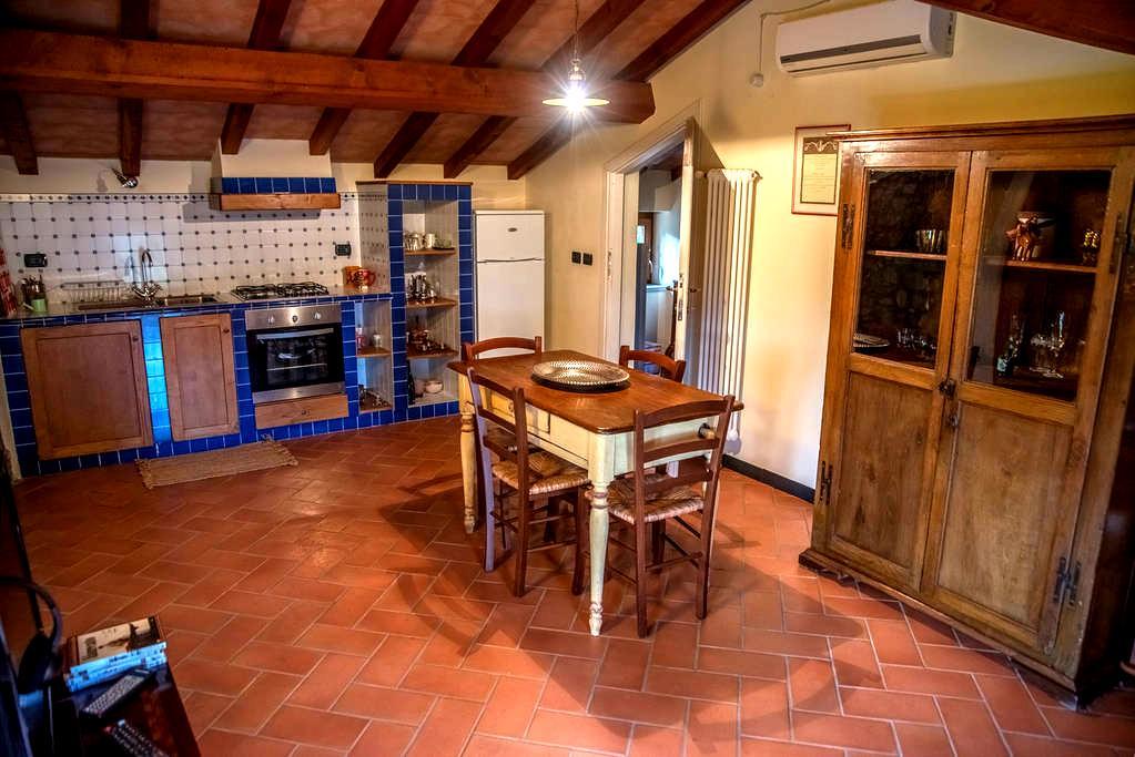 Eremo di Aldo a delightful cottage near 5 Terre - Santo Stefano di Magra