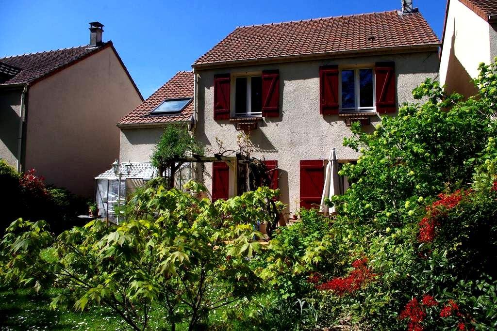 Chambre  au calme, proche de Paris - Bessancourt - Гестхаус