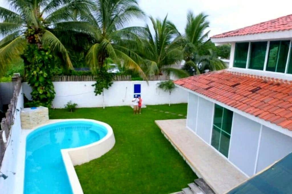 VILLA HOLBOX - Bahía de Banderas - Villa