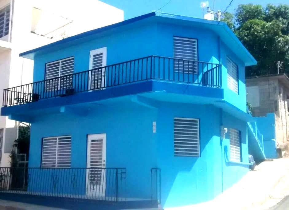The perfect city beach house - Vieques - Appartement