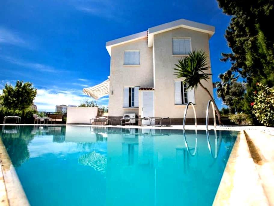 Villa Andri, Close to Nissi Beach - アギアナパ