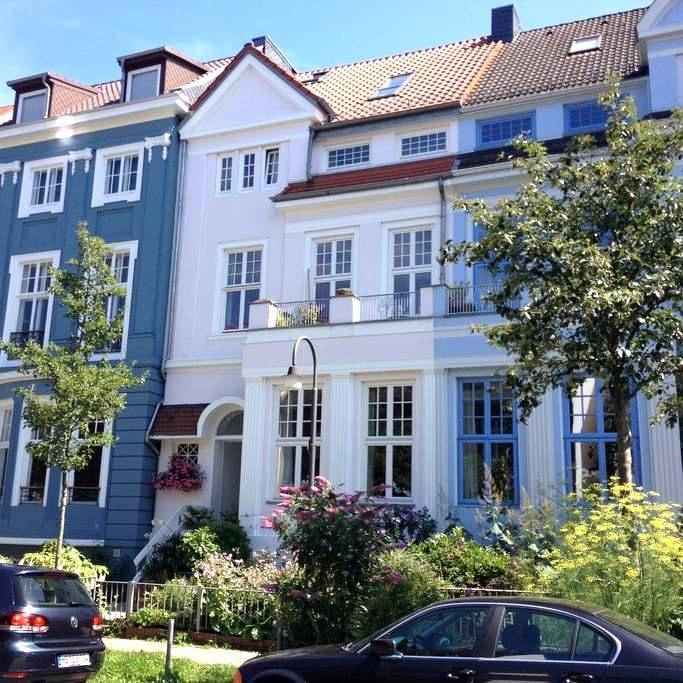attic apartment in the center - Bremen - Apartemen