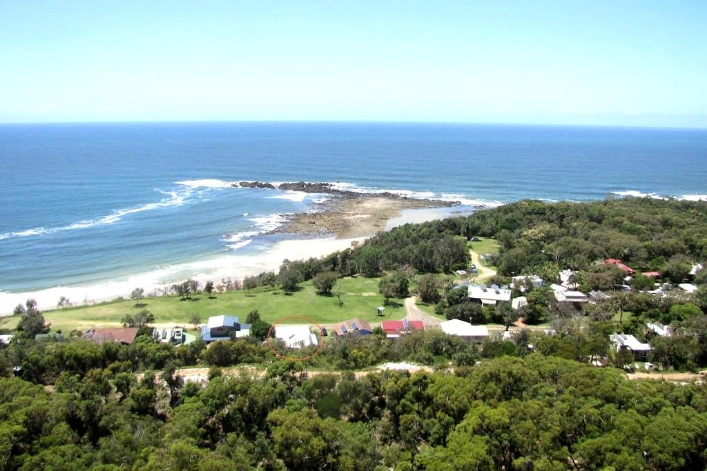 Point View Beach House - Diggers Camp - House