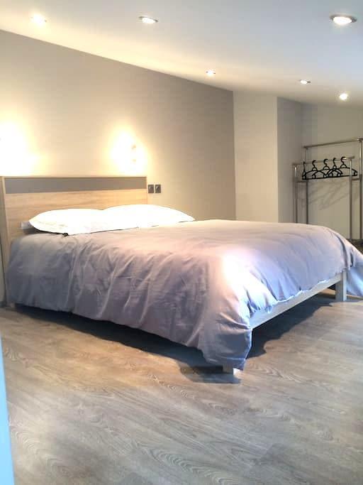 Duplex spacieux et neuf à 2 min de la Cathédrale6 - Le Puy-en-Velay - Apartment