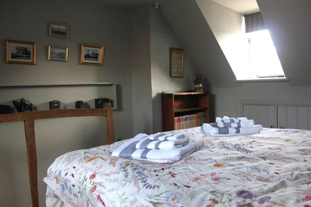 The Captains Cottage - Whitstable - Haus