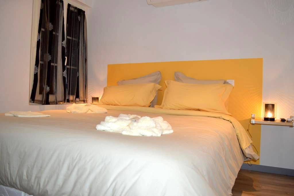 """Chambre d'hôtes """"Au Louis d'Or"""" - Hautvillers - Bed & Breakfast"""