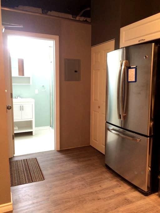Studio apartment with mountain view - Thunder Bay - Apartment