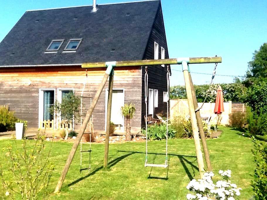 Maison dans village bord de mer - Bernières-sur-Mer - Hus
