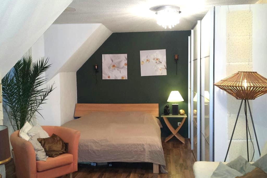 Modernes Gästezimmer in Saarbrücken - Talstraße  - Casa