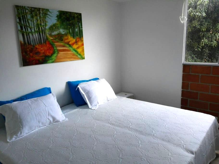 THE BEST OFFER IN NEW PRIVATE&NICE@QUIET AP. 3Pax - Medellín - Apartamento