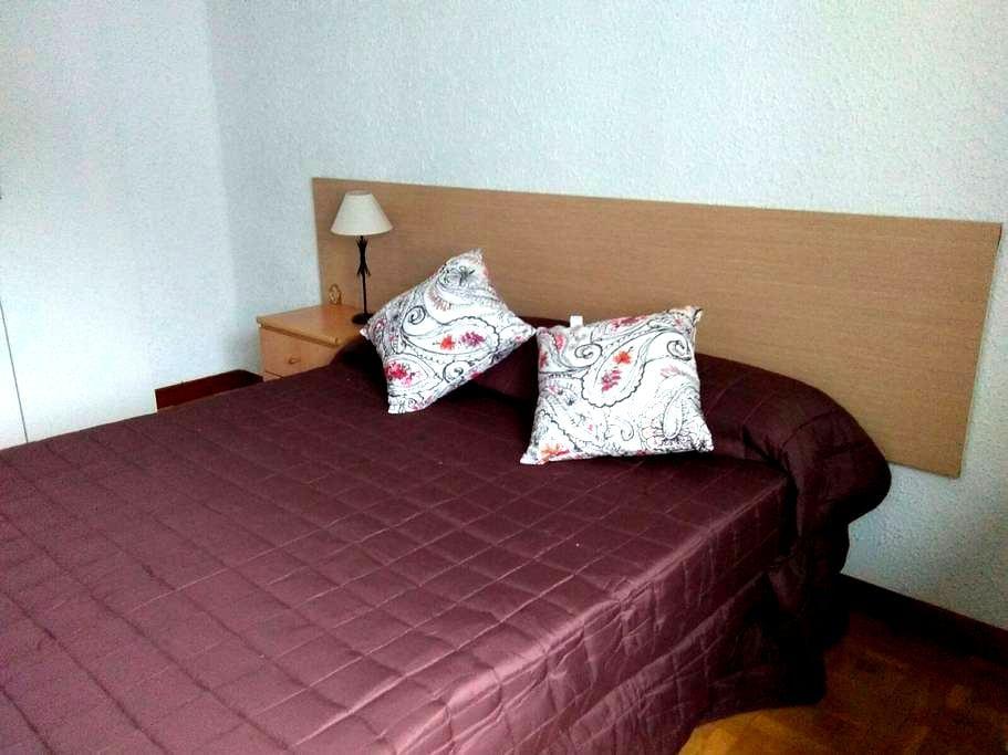 Habitacion privada doble - Pamplona - Apartamento