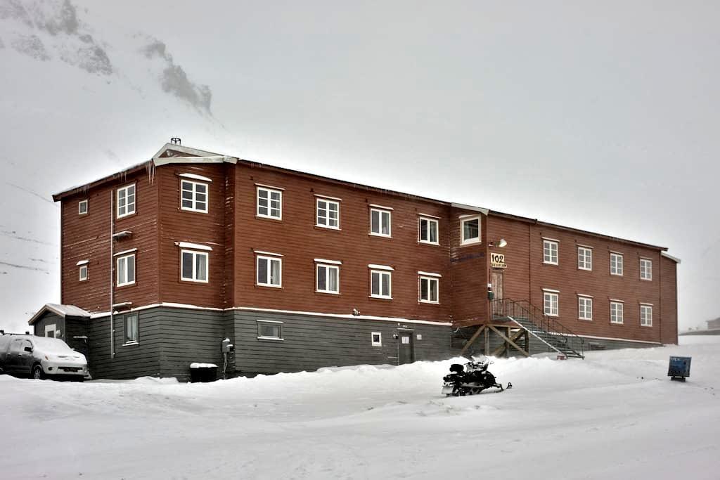 Gjestehuset 102 - Longyearbyen - Bed & Breakfast