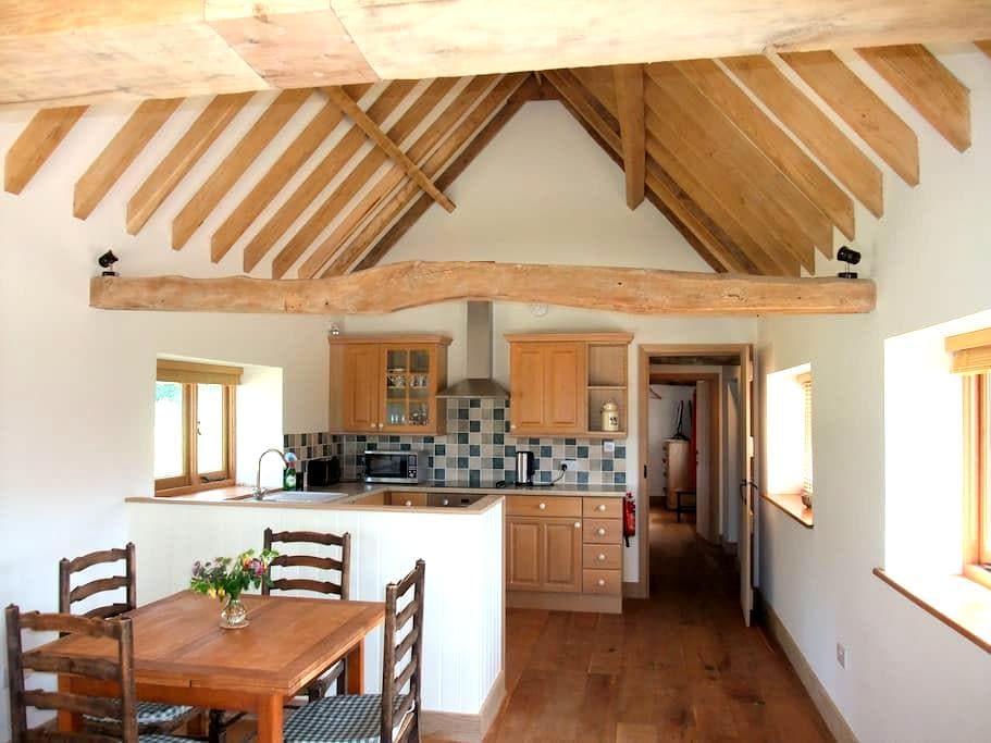 Moorhen Cottage on Court Lodge Farm - Herstmonceux